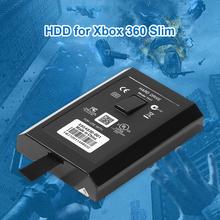 2021 konsola do gier wewnętrzny dysk twardy dysk twardy Xbox 360 Slim przenośny dysk twardy HD do przechowywania 20 60 120 250 320 500GB tanie tanio VAKIND CN (pochodzenie) Brak Internal HDD Game Hard Drive