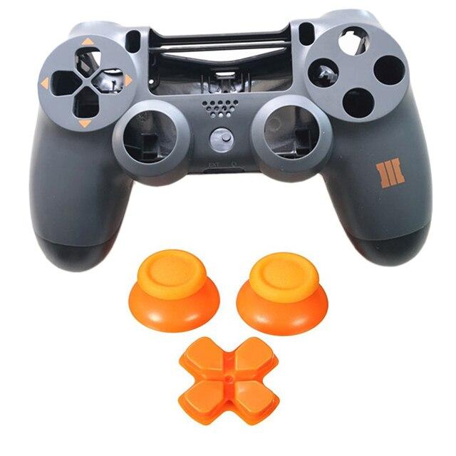 Carcasa de repuesto para PS4 PRO, carcasa de repuesto para Playstation 4 Dualshock 4 Pro 4,0 V2 Gen 2, controlador JDM 040 JDS 040