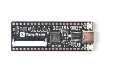 102991314 Sipeed Tang Nano FPGA плата работает от GW1N 1 FPGA|Кабелеукладчик|   | АлиЭкспресс
