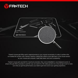 Image 3 - FANTECH MP25 Color wiele specyfikacji antypoślizgowa guma naturalna i gładka powierzchnia podkładka pod mysz do gier z zabezpieczona krawędź