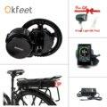 48V 750W Bafang BBS02 середине приводной двигатель центральный двигатель LG элемент электрического велосипеда  фара для электровелосипеда в Conversion Kit ...