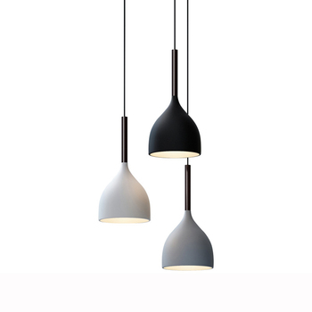 Modern hanging ceiling lamps E27 wood aluminum pendant lights, Simple and creative personality bar lamps ноутбук hp probook 430 g7 core i5 10210u 16gb ssd256gb intel uhd graphics 13 3 fhd 1920x1080 free dos 3 0 silver wifi bt cam