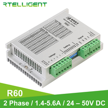 Rtelligent NEMA 23 24 R60 Machine Stepper Motor Driver Controller 32 Segments 24-50VDC for NEMA 23 2