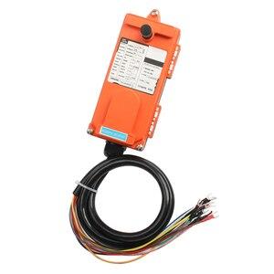 Image 5 - 220 فولت 380 فولت 110 فولت 12 فولت 24 فولت الصناعية تحكم عن مفاتيح مرفاع متنقل التحكم رفع رافعة 1 الارسال 1 استقبال F21 E1B