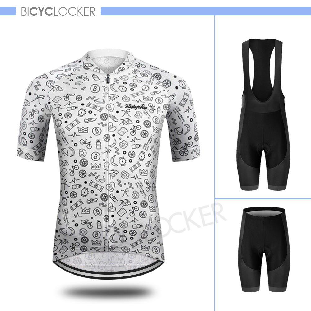 Bicycle Clothes Men Cycling Sets Summer Pro Team Road Bike Short Sleeve Clothing Ropa Ciclismo Men's Mtb Jersey Set Sport Wear