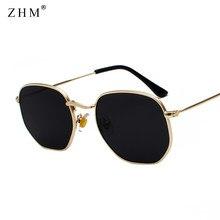 2020 Vintage gafas de sol hombres Plaza gafas de sol con montura de Metal piloto espejo de mujer T/clase camisa/Camiseta tipo mujeres de suave camiseta ser amable gafas de sol de mujer de verano de lujo gafas