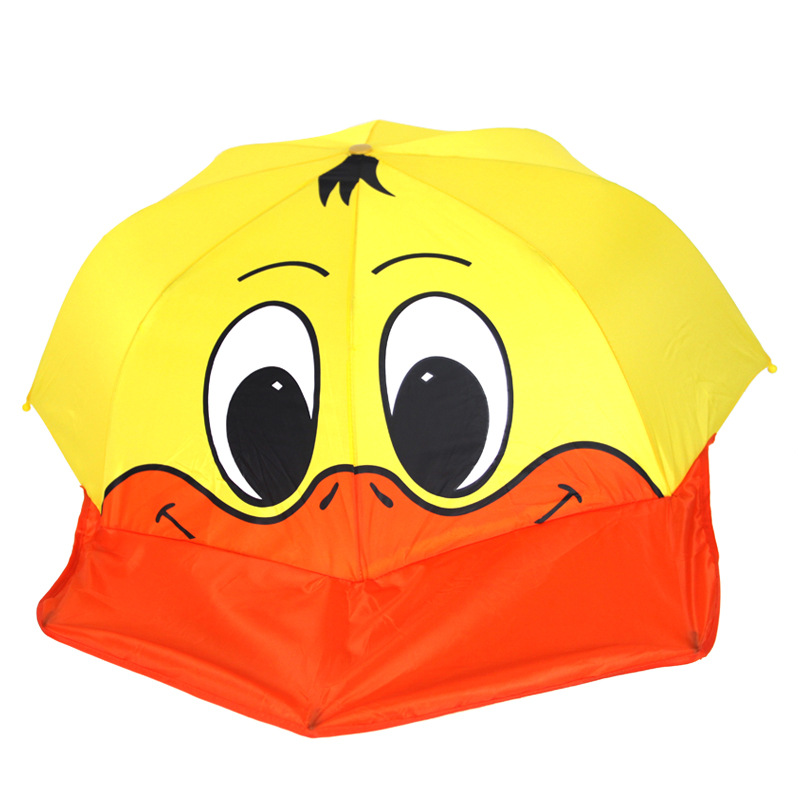 Fun Colorful Kids Cartoon Umbrella With Whistle Plus Free Delivery