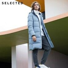 選択新冬ダウンジャケットの男性の防水パーカー生き抜くロング暖かい服ダウンコート S