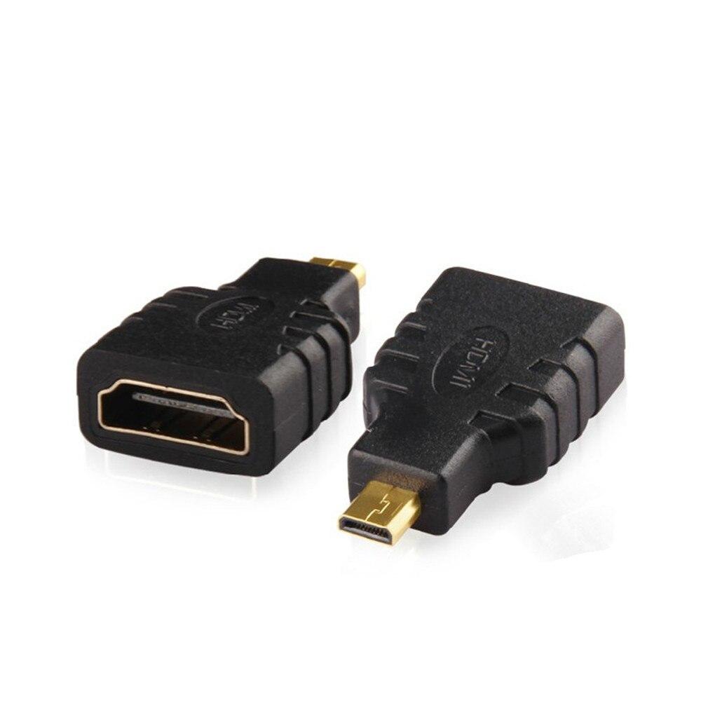 Кабель-преобразователь OMESHIN Micro HDMI штекер-HDMI гнездо HD 3D 1080P позолоченный разъем HDMI V1.4 для HDTV XBOX PS3