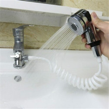 30New Hand shower Sink Spray Quick Connect Sink Hose Spray Set For Hair Washing Faucet Rinser Pet Bath Portable Pull Out Sprayer