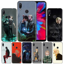 Silicone Case for Xiaomi Redmi Note 7 8 7A 7S 6 6A 5 K20 Mi 9T CC9 CC9E A1 A2 A3 8 Play Lite Pro F1 Draco Malfoy(China)