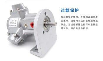 1/4HP 1/3HP air powered motor big power pneumatic motor forward and reverse motor explosion-proof motor 3 cylinder piston motor motor