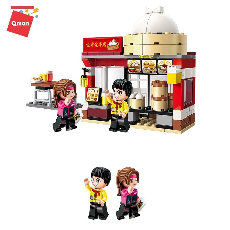 Compatible Technic Architecture Building City Blocks Diy Bricks Bulk Model Toy Toys For Friends Children Kids Girls Boys