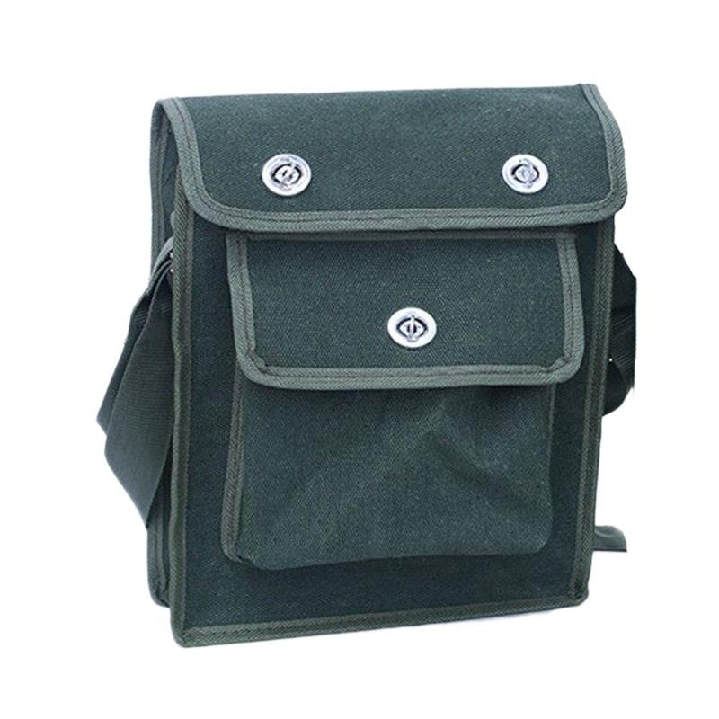 5 Size Satchel Screwdriver Utility Kit Holder Storage Fabric Tool Bag Electrician Pocket Tool Belt Pouch Bag