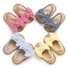 Summer Infant Baby Girls Sandals Cute Toddler Shoes