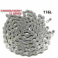 DURA ACE CN 9000 HG901 chaîne 116 lien route vélo VTT 11 vitesses chaîne avec lien rapide
