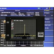 Spectrum-Analyzer Tiny Analyzers100khz-350mhz Pre-Koop Handheld Two-Inputs Met Batterij