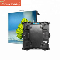YCX xxx P6 indoor 576x576mm smd full color matrix led display aluminum video board