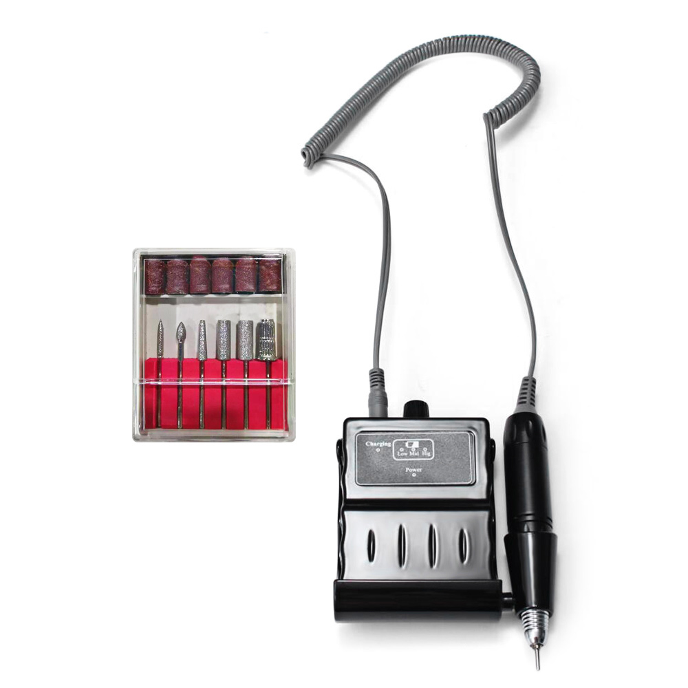 Профессиональные инструменты для маникюра, дрель, электрический шлифовальный полировщик, пилки для педикюра, пилка для ногтей, инструменты