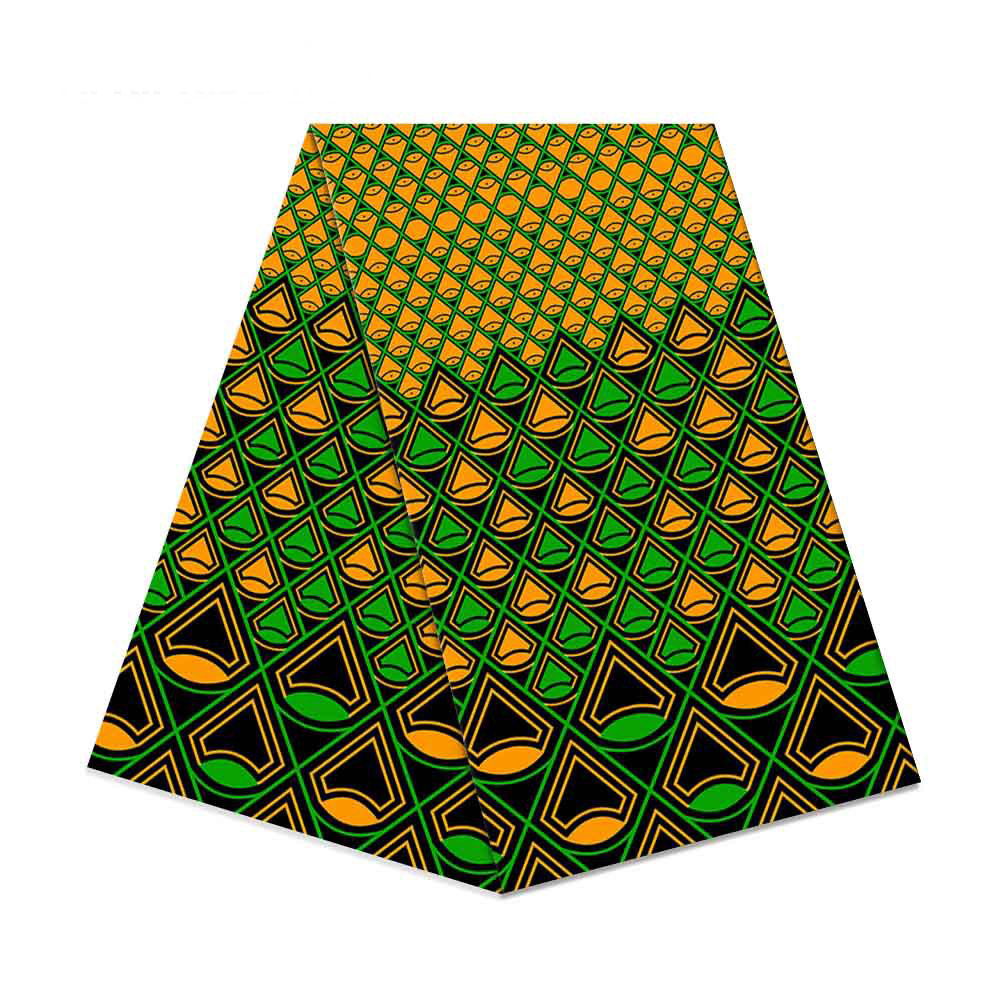 Veritable Wax Cotton Veritable Guaranteed Real Wax High Quality Pagne Hot Wax Veritable 6yards African Ankara Sewing Fabric
