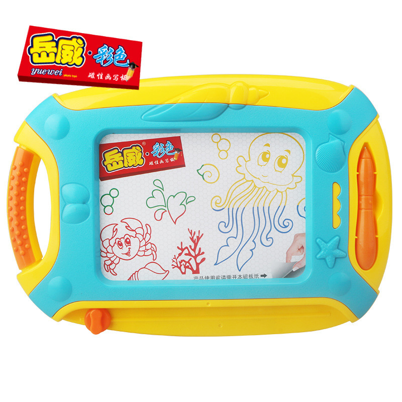 Children Magnetic Drawing Board 157 Magnetic Writing Board Medium Oceans Writing Board Baby Graffiti 1-6-Year-Old Educational To