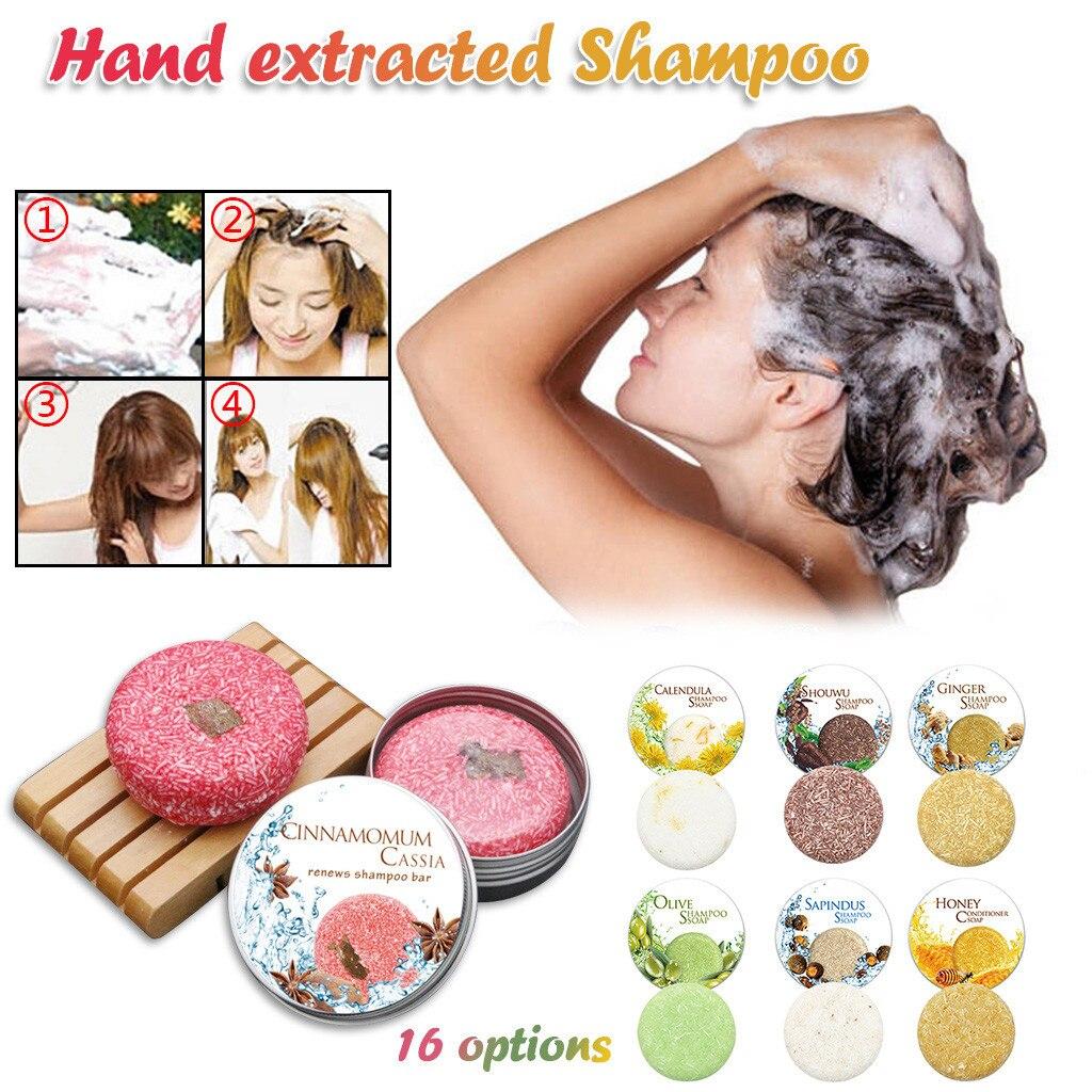 Шампунь для затемнения волос Bar-натуральный органический кондиционер и восстанавливающий эссенция 50 г увлажняющий и восстанавливающий пов...
