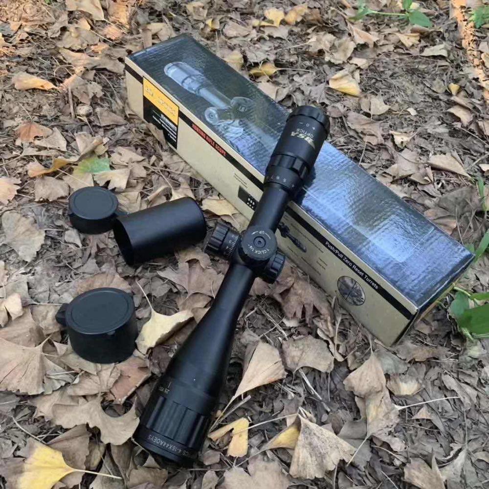 Óptica OLN 4-16x44 AOE, mira óptica táctica ajustable, verde, rojo, mira telescópica iluminada, visera de caza para Rifle de francotirador Nuevo medidor de potencia óptica de batería recargable de alta precisión G7, pantalla LCD a Color, medidor de potencia de fibra óptica con luz de flash OPM