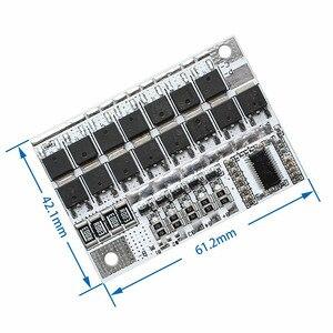 BMS набор для самостоятельной сборки, измеритель уровня защиты литий-ионных аккумуляторов 18650, плата PCB баланс зарядного устройства, тестер д...