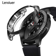 Custodia per Samsung Galaxy Watch active 2 46mm 42mm/Gear S3 frontier paraurti per uso generico accessori smartwatch cover protettiva