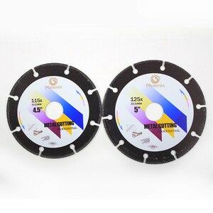 Image 2 - Raizi 4, 4.5, 5 inç metal kesme diski açılı taşlama, aşındırıcı elmas testere bıçağı için çelik, sac, paslanmaz çelik