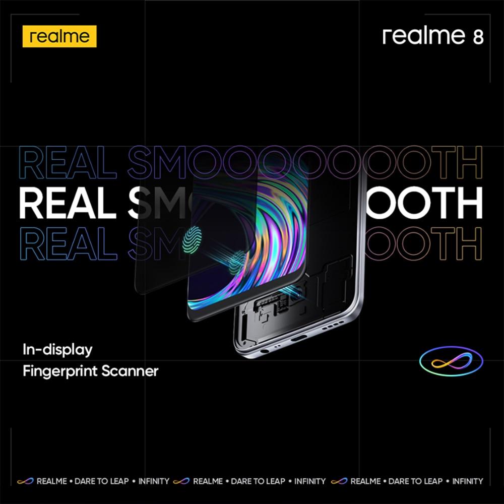 realme 8 6GB  6