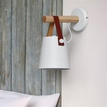 Винтажный E27 деревянный металлический настенный светильник, светодиодный современный светильник для гостиной, спальни, магазина, ресторана, новинка, настенный декоративный светильник