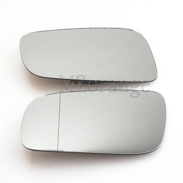 heated For VOLKSWGN-Transporter T6 Year 2009 To 2018 Right Hand Side Door Mirror Glass Aspheric With base Plate