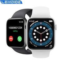 Reloj inteligente IWO 13 Pro PK W56 para hombre y mujer, con Bluetooth, llamada, Dial personalizado, Original, T800, IP67, impermeable, para Android e IOS, 2021