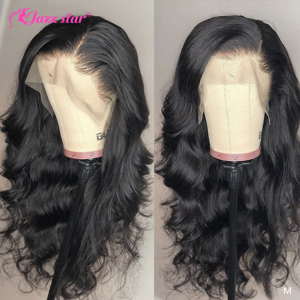 Brailian Body Wave Lace Front Wig 13x4 13x6 Lace Front Human Hair Wigs For Black Women Non-Remy Jazz Star Lace Wig Human Hair