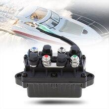 Boot Trim Relais 2 Draht Stecker 12V Power Marine Trim & Relais Für Yamaha 25/40/50/60/75/90/125/150/225HP 4 4 takt Außenbordmotor Motor
