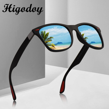 Oversized Sunglasses Mens Luxury Goggle Driving Square Classic Vintage Uv400 Higodoy