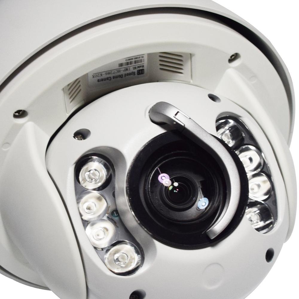 自動追尾 PTZ Ip カメラワイパーフル Hd 1080P 20X 光学ズーム IR 150 メートル高速ドームカメラ IP 屋外 Onvif ブルーアイリス  グループ上の セキュリティ & プロテクション からの 監視カメラ の中 3