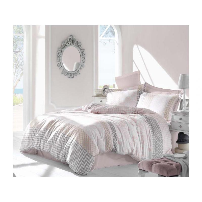 Bedding Set double-euro ALTINBASAK, RISHA, pink цена 2017