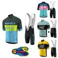Новинка 2019, летняя одежда для велоспорта Morvelo, комплекты одежды для велоспорта с коротким рукавом, мужские летние комплекты для велоспорта