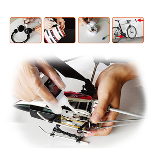 Image 2 - Visbella 2Pcs 7 Tweede Speedy Fix Quick Bonding Poeder Lijm Lijm Metalen Staal Plastic Glas Hout Rubber Keramische Reparatie zorg