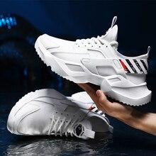 Leader Show Running Shoes For Men Large Size Air Mesh Light Man Sneaker Trend Ru