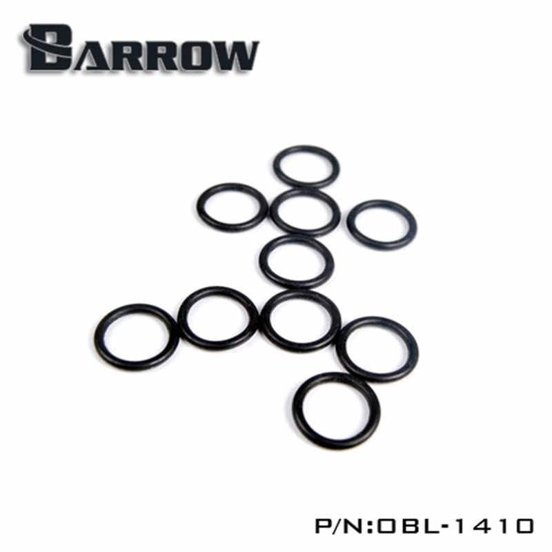 بارو OBL/عوج ، سيليكون O-خواتم ، ل G1/4 واجهة ، ل OD14/16 مللي متر تركيبات ، مياه التبريد الأكسسوارات العملية