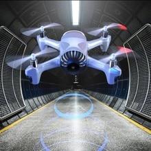 Hmo wifi fpv zangão grande angular hd 1080p/2.5k câmera altura modo de espera rc quadcopter rtf app controle aviões hobby