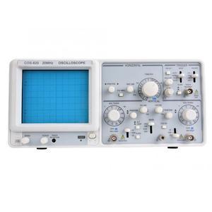 Image 3 - YD4320 20MHz 2 canaux Oscilloscope haute sensibilité double Trace Oscilloscope analogique 220V