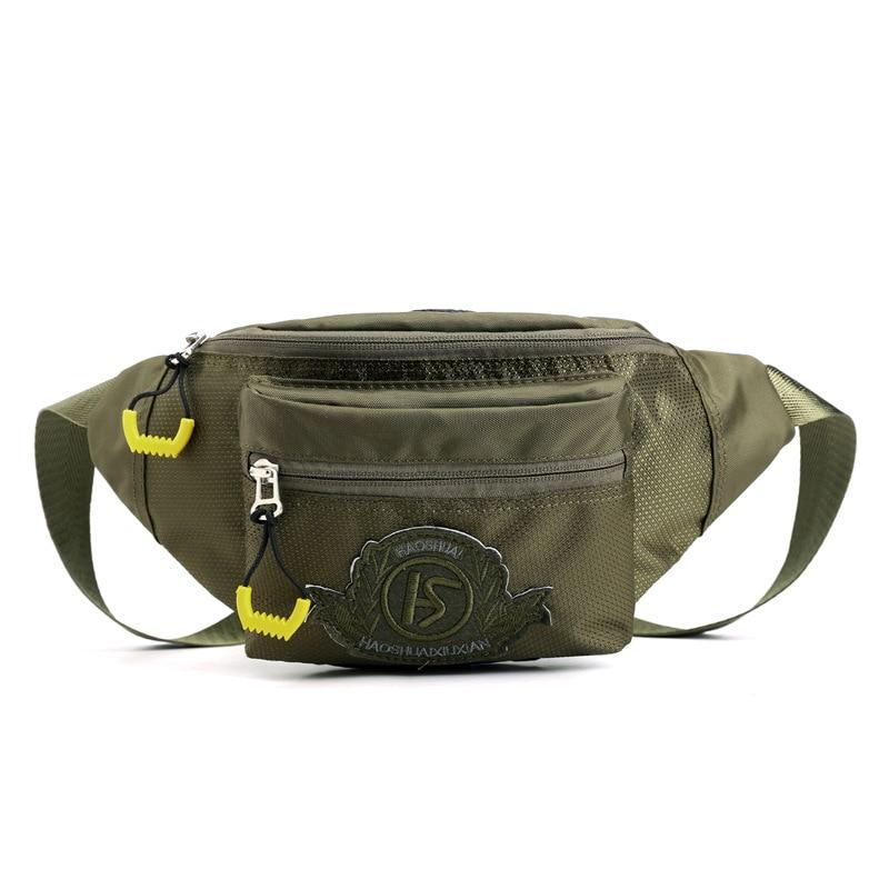 New Style Men Wallet Multi-functional Sports Casual Shoulder Chest Bag Fashion Fashion-Work Mobile Phone Waist Bag Men's Cross