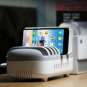 Image 4 - Station de recharge USB 5 ports charge rapide avec support chargeur USB 5/10 ports, adapté à toutes les montres intelligentes de bureau de téléphone
