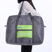 Fashion WaterProof Travel Bag Large Capacity journey duffle Women Nylon Folding Bag Unisex Men Luggage Travel Handbags Wholesale