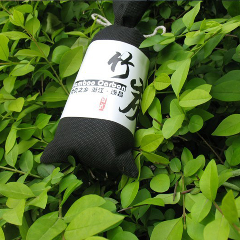 Air Freshener Bag Odor Absorber Activated Carbon Charcoal Bamboo Bag Air Purifiers Office Use