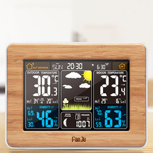 Multi-function WIFI color screen weather forecast alarm LCD clock